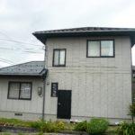 富山市W様邸 外壁塗装 屋根塗装 before→after