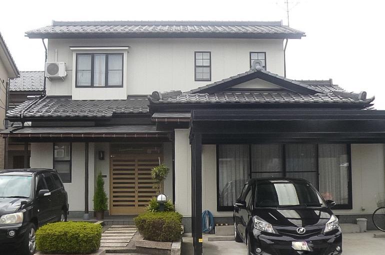 施工事例 富山市M様邸
