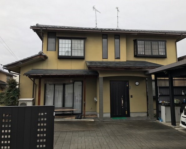 高松邸before
