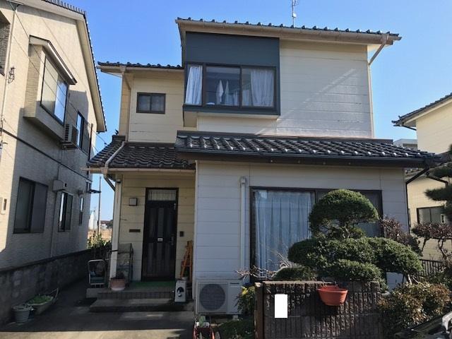 平井邸before