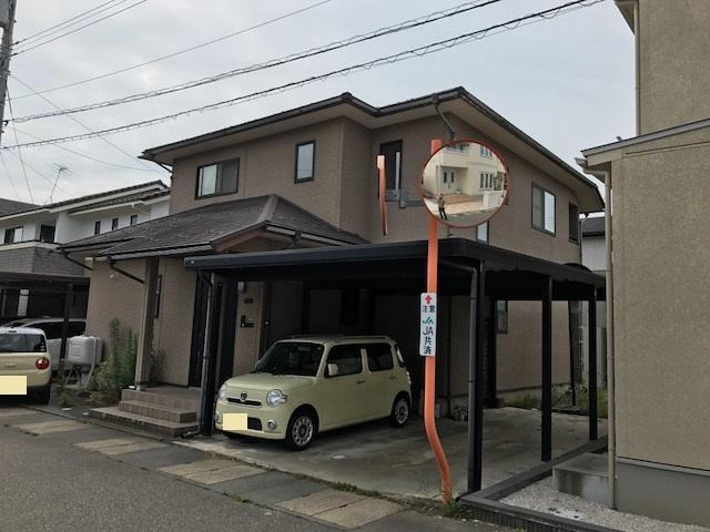 橋本邸before